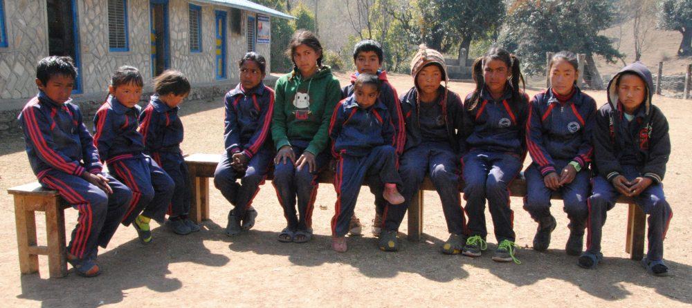 Nepal – insamling 2017
